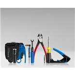 Jonard Tools TK-78 COAX Tool Kit with 360 Degree Compression Tool