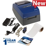 Brady BradyJet J2000 Full Color Label Printer with Brady Workstation SFID Suite