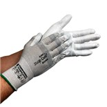 Transforming Technologies GL2502P StaticCare™ ESD-Safe Cut Resistant Gloves, Palm Coated, Small, 12 Pairs/Pkg