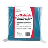 "ACL LF50B Staticide® Heavy Duty Low Lint Wipes, 12"" x 13"", 50/Pkg"