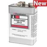 Chemtronics CTSRX-1 Konform SR-X Silicone Conformal Coating, 1 Gal