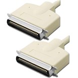 Pan Pacific S-Z50MM-6' SCSI II to SCSI II Cable 6'