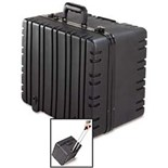 "Jensen Tools 33-6310 Super-Roto Wheeled Case, 10"" Deep"