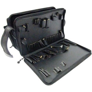Jensen Tools 03-00-005506 Triple Black Cordura case with pallets only
