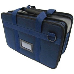 Jensen Tools 03-00-005813 Blue 3-Sided Electrical Control Engineer's Case only
