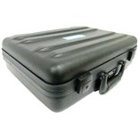"Jensen Tools Slimline Poly Attache Tool Case, Empty 5"" Deep"