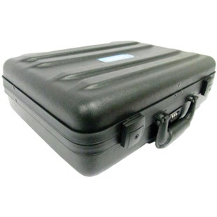 "Jensen Tools 05-5890 Slimline Poly Attache Tool Case, Empty 5"" Deep"