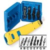Fluke Networks Blue Storage Case w/66, 110, Wood & Metal Punch Blade only (No tool)