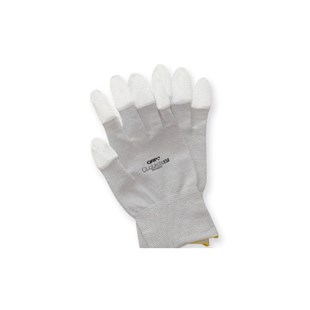 QRP TDESDNY Qualakote ESD-Safe Assembly Gloves, Large, 12 Pair/Pkg