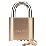 Masterlock 176 4-Digit Combination Padlock