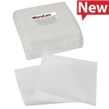 "MicroCare MCC-W99 Polyester & Cellulose Hydroentangled Wipes, 9"" x 9"", 300/Pklg"