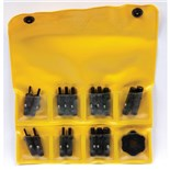 Chapman G-PACK 17-Pc Companion Insert Bit Pack with Spinner