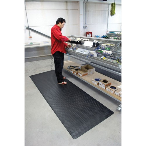 Notrax 826 Diamond Stat™ Dissipative/Anti Static Anti Fatigue Floor Mat,