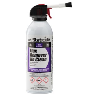ACL 8623 No Clean Flux Remover, 12 oz. Can