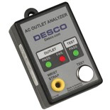 472-386 AC Outlet Analyzer and Wrist Strap Tester