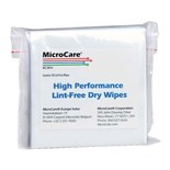 "MicroCare MCC-WF44 General Purpose Optical Grade Wipes, 4"" x 4"", 50/Pkg"