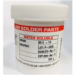 AIM Metals WS488 Sn63/Pb37 Water Soluble Solder Paste, Type 4, 500 Gram Jar