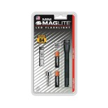 Maglite SP32016 Mini MagLite AAA LED Flashlight w/ Presentation Box and Pocket Clip