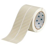 """Brady THT-28-724-10 High Temperature ESD-Safe Polyimide Barcode Labels, 1.50"""" x .125"""", 10,000/Roll"""