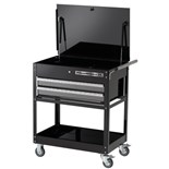 GEARWRENCH 83152 2 Drawer Tool Cart Black