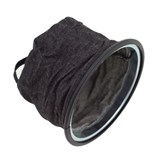 "METROVAC MVC-65 Cloth Dust Bag (4 1/2"")"