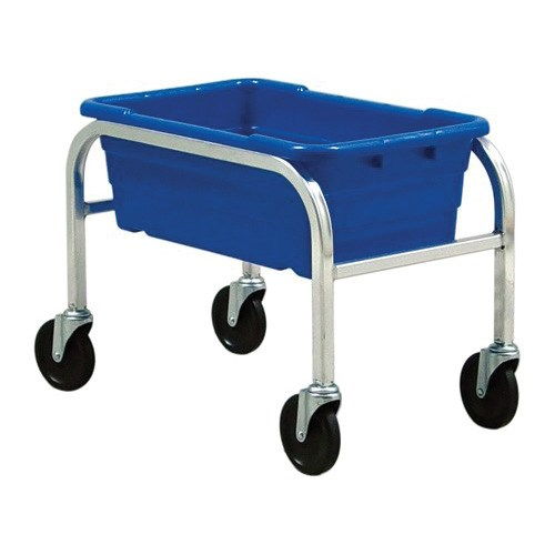 Quantum Storage Systems TR1-2516-8 Mobile Tub Rack with Blue Cross ...