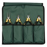 Wiha 32790  ESD Safe Precision Pliers/Cutters 4 Piece Set