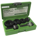 Greenlee Communications 735BB MANUAL  KNOCK-OUT SET GREENLEE