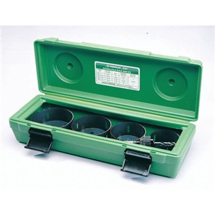 Greenlee Communications Large Hole Saw Kit