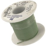 Alpha Wire 5856-100-GREEN HOOK UP WIRE GREEN 26AWG ALPHA