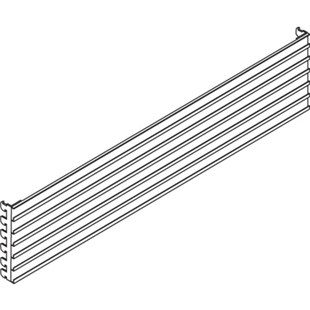 "IAC Industries QS-1022723-D 34"" SKY BLUE BIN PANEL FOR 72"""