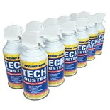 Techni-Pro 758OZ1234 Techni-Tool Tech Duster, 10 oz. Can, 12 Cans/Case