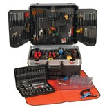Techni-Tool 758TK359 Electronic Service Master Inch/Metric Tool Kit 191 Pieces