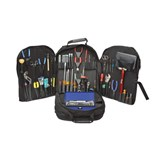 Techni-Tool 758TT019 Tool Kit Mobile Field Technician 105 pc, Backpack
