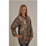 Tech Wear LOJ-D3 ESD-Safe Jacket, Camo, Large