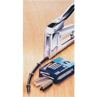 "Arrow T-25 Staple Gun Tacker for up to .250"", (1/4"") Wires"
