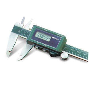 Mitutoyo 500-464 Solar Powered Digital Caliper