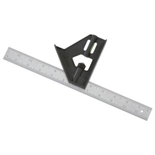 "Stanley 46-012 12"" COMBO SQUARE (ENGLISH) STANLEY"