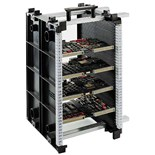 """Fancort 80-12-2 ESD-Safe Adjustable PCB Carrier, 18-3/4"""" x 14"""" x 12.5"""""""