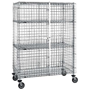 Mobile Security Carts