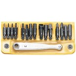 Chapman 1316 Ratchet Set, 16 pc.