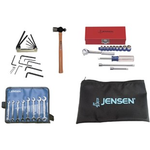 Jensen Tools 9023B003 Bottom Tool Set f/ JTK-17 Kits