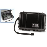 Pelican Micro Cases with Automatic Pressure Purge Valve, 6.4 x 3.8 x 2.15""