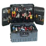 Jensen Tools 9434 Deluxe Electronic Engineer's Tool Kit 143 Piece