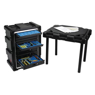 Jensen Tools JTC-12606 Mobile Wiring Systems Tool Kit Designed Specifically for the Boeing 787 Dreamliner