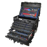 Jensen Tools JTC-15169 Mobile Avionics General Mechanics Kit