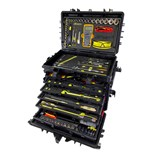 Jensen Tools JTC-15232 GMTK Tool Kit in Heavy Duty 6 Drawer Case