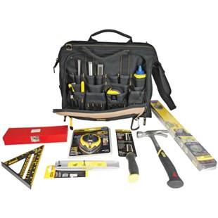 Jensen Tools Contractor's Tool Bag Kit JTK®-1010