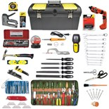 Jensen Tools JTK-1011 Deluxe General Maintenance Tool Kit JTK®-1011
