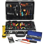 Jensen Tools 9410 Master Electronic Tool Kit With Metric Tools